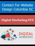 Contact For Website Design Columbia SC PowerPoint PPT Presentation