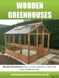 Small Victorian Greenhouse PowerPoint PPT Presentation