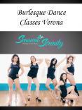 Burlesque Dance Classes Verona PowerPoint PPT Presentation