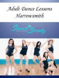 Adult Dance Lessons Harrowsmith PowerPoint PPT Presentation
