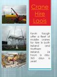 Crane Hire Laois PowerPoint PPT Presentation