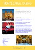 About Monte Carlo Casino PowerPoint PPT Presentation