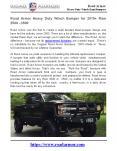 Road Armor Heavy Duty Winch Bumper for 2015+ Ram 2500 - 3500 PowerPoint PPT Presentation