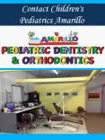 Contact Children's Pediatrics Amarillo PowerPoint PPT Presentation