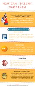 100% verified 70-412 Exam Study Material PowerPoint PPT Presentation