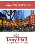 Homes For Sale in Chapel Hill