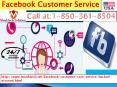 Facebook Customer Service 1-850-361-8504 Available In Odd Hours PowerPoint PPT Presentation