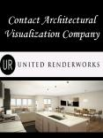 Contact Architectural Visualization Company PowerPoint PPT Presentation