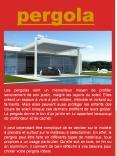 Toile pour pergola PowerPoint PPT Presentation