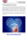 Understanding Life Insurance PowerPoint PPT Presentation