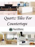 Quartz Tiles For Countertops PowerPoint PPT Presentation
