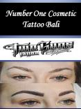 Number One Cosmetic Tattoo Bali PowerPoint PPT Presentation