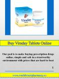 Buy Viraday Tablets Online PowerPoint PPT Presentation