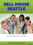 Sell House Seattle PowerPoint PPT Presentation
