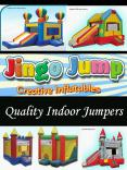 Quality Indoor Jumpers