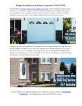 Garage Door Repair and Installation Long Island PowerPoint PPT Presentation