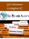 Get Insurance Lexington SC PowerPoint PPT Presentation