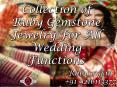 Collection Of Ruby Gemstone Jewelry For All Wedding Function PowerPoint PPT Presentation