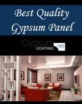 Best Quality Gypsum Panel PowerPoint PPT Presentation