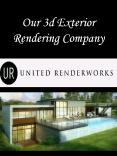 Our 3d Exterior Rendering Company PowerPoint PPT Presentation