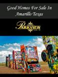 Good Homes For Sale In Amarillo Texas
