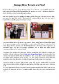 Same Day Garage Door Repair Service in New York PowerPoint PPT Presentation