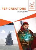 Pepcreations Studio - Innovative Animation Studio - Brouchure PowerPoint PPT Presentation