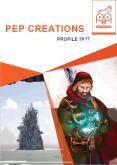 Pepcreations Studio - Innovative Animation Studio - Brouchure PowerPoint PPT Presentation