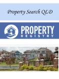 Property Search QLD PowerPoint PPT Presentation