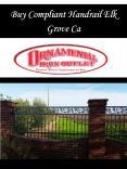 Buy Compliant Handrail Elk Grove Ca
