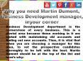 Martin Dumont Courtier PowerPoint PPT Presentation