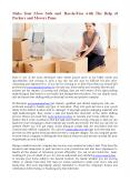 Make Your Move Safe and Hassle-Free with The Help of Packers and Movers Pune (1) PowerPoint PPT Presentation