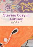 Staying Cosy in Autumn PowerPoint PPT Presentation