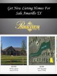 Get New Listing Homes For Sale Amarillo TX