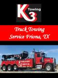 Truck Towing Service Friona, TX PowerPoint PPT Presentation