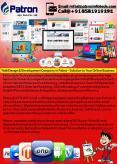 Patron Info Tech is The Best Web Design And Website Development Company In Patna,Bihar PowerPoint PPT Presentation