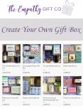 Create Your Own Gift Box PowerPoint PPT Presentation