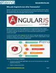 Why pick AngularJS over other frameworks? PowerPoint PPT Presentation