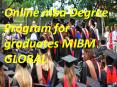 Online mba Degree Program for graduates Syllabus related E books are available PowerPoint PPT Presentation