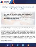 AIDS Rapid Test Kit Industry Revenue, Price and Gross Margin from 2017-2022 PowerPoint PPT Presentation
