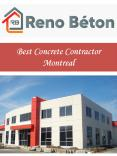 Best Concrete Contractor Montreal PowerPoint PPT Presentation