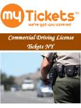 Commercial Driving License Tickets NY PowerPoint PPT Presentation