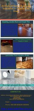 All Kinds of Flooring Supply and Installation in Dubai and Abu Dhabi PowerPoint PPT Presentation