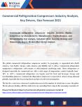 Commercial Refrigeration Compressors Market Production  to 2021 Recent trends By types PowerPoint PPT Presentation