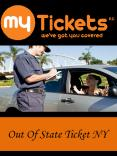 Out Of State Ticket NY PowerPoint PPT Presentation