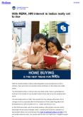 With RERA, NRI interest in Indian realty set to rise PowerPoint PPT Presentation