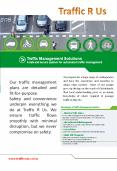 Traffic Management Solutions Traffic R Us PowerPoint PPT Presentation