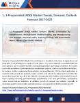 1,3-Propanediol (PDO) Industry price, Suppliers, Key Raw Materials Analysis Forecast 2022 PowerPoint PPT Presentation