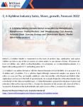 2,6-Xylidine Market Analysis by Production, Revenue, Consumption, Application to 2022 PowerPoint PPT Presentation