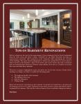 Tips on Basement Renovations PowerPoint PPT Presentation